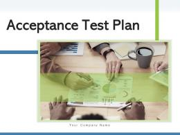 Acceptance Test Plan Template Software Information Requirement Analysis Business