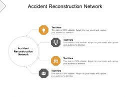 Accident Reconstruction Network Ppt Powerpoint Presentation Inspiration Files Cpb