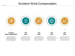 Accident Work Compensation Ppt Powerpoint Presentation Model Example Introduction Cpb