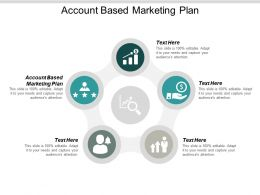 Account Based Marketing Plan Ppt Powerpoint Presentation Icon Backgrounds Cpb