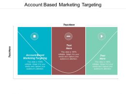 Account Based Marketing Targeting Ppt Powerpoint Presentation Outline Outfit Cpb