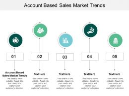Account Based Sales Market Trends Ppt Powerpoint Presentation Infographics Deck Cpb