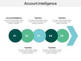 Account Intelligence Ppt Powerpoint Presentation Gallery Inspiration Cpb