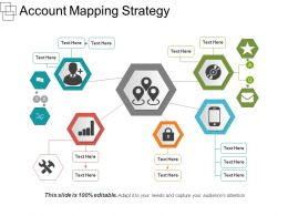 Account Mapping Strategy Example Of Ppt
