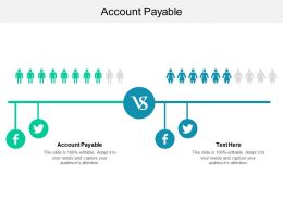 Account Payable Ppt Powerpoint Presentation Pictures Graphics Cpb