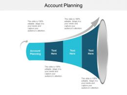 Account Planning Ppt Powerpoint Presentation Diagram Ppt Cpb