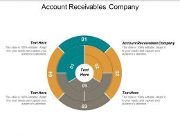 Account Receivables Company Ppt Powerpoint Presentation Gallery Files Cpb