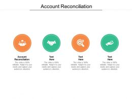 Account Reconciliation Ppt Powerpoint Presentation Inspiration Design Ideas Cpb