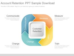 Account Retention Ppt Sample Download