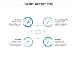 Account Strategy Plan Ppt Powerpoint Presentation Layouts Layouts Cpb