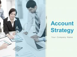 Account Strategy Strategic Monitor Performance Opportunity Action