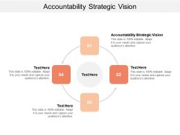 Accountability Strategic Vision Ppt Powerpoint Presentation Diagram Ppt Cpb