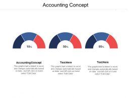 Accounting Concept Ppt Powerpoint Presentation Diagram Templates Cpb