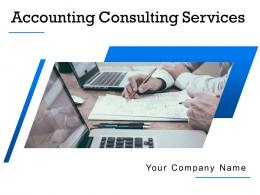 Accounting Consulting Services Powerpoint Presentation Slides