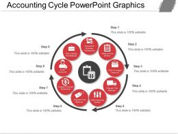 Accounting Cycle Powerpoint Graphics