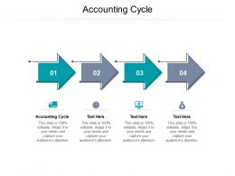 Accounting Cycle Ppt Powerpoint Presentation Professional Styles Cpb