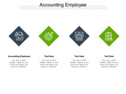 Accounting Employee Ppt Powerpoint Presentation Model Cpb