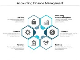 Accounting Finance Management Ppt Powerpoint Presentation Portfolio Visual Aids Cpb