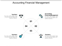 Accounting Financial Management Ppt Powerpoint Presentation Slides Show Cpb