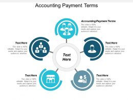 Accounting Payment Terms Ppt Powerpoint Presentation Gallery Slides Cpb