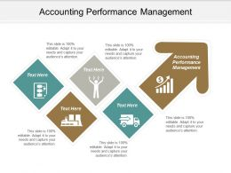 Accounting Performance Management Ppt Powerpoint Presentation Diagram Templates Cpb
