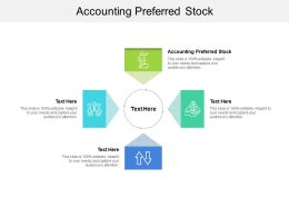 Accounting Preferred Stock Ppt Powerpoint Presentation Ideas Sample Cpb