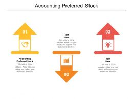 Accounting Preferred Stock Ppt Powerpoint Presentation Infographic Template Slide Portrait Cpb