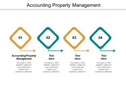 Accounting Property Management Ppt Powerpoint Presentation Layouts Outfit Cpb