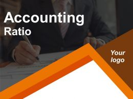 Accounting Ratio Powerpoint Presentation Slides