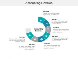 Accounting Reviews Ppt Powerpoint Presentation Professional Inspiration Cpb