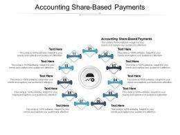 Accounting Share Based Payments Ppt Powerpoint Presentation Graphics Download Cpb