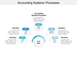 Accounting Systems Processes Ppt Powerpoint Presentation File Slide Download Cpb