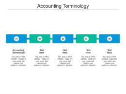 Accounting Terminology Ppt Powerpoint Presentation Inspiration Outline Cpb