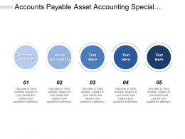 Accounts Payable Asset Accounting Special Purpose Ledger Travel Management