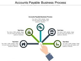 Accounts Payable Business Process Ppt Powerpoint Presentation Portfolio Example Topics Cpb
