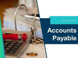 Accounts Payable Invoice Processing Disbursements Compliance Journal Entry
