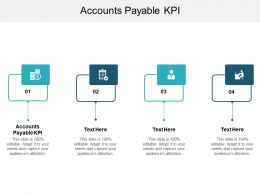 Accounts Payable KPI Ppt Powerpoint Presentation Gallery Smartart Cpb
