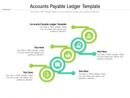 Accounts Payable Ledger Template Ppt Powerpoint Presentation Summary Templates Cpb