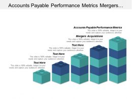 Accounts Payable Performance Metrics Mergers Acquisitions Corporate Governance Cpb