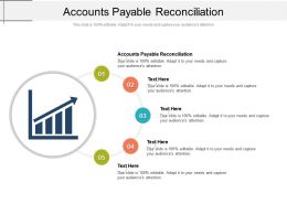 Accounts Payable Reconciliation Ppt Powerpoint Presentation Ideas Designs Download Cpb