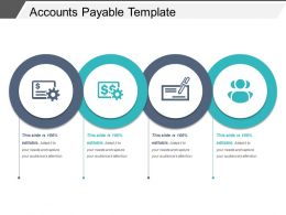 Accounts Payable Template Powerpoint Slide Designs