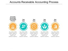 Accounts Receivable Accounting Process Ppt Powerpoint Presentation Slides Structure Cpb