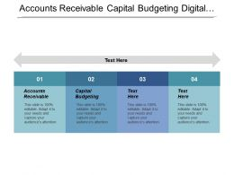 Accounts Receivable Capital Budgeting Digital Marketing Property Management Cpb