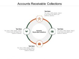 Accounts Receivable Collections Ppt Powerpoint Presentation Model Image Cpb