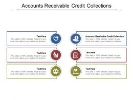 Accounts Receivable Credit Collections Ppt Powerpoint Presentation Pictures Graphics Cpb
