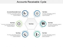 Accounts Receivable Cycle Ppt Powerpoint Presentation Professional Images Cpb
