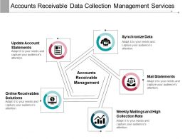 Accounts Receivable Data Collection Management Services