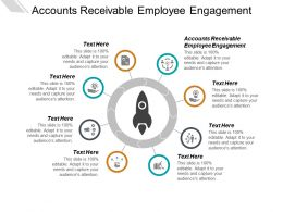 Accounts Receivable Employee Engagement Ppt Powerpoint Presentation Gallery Show Cpb