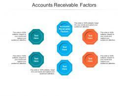 Accounts Receivable Factors Ppt Powerpoint Presentation Show Cpb