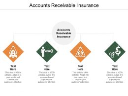 Accounts Receivable Insurance Ppt Powerpoint Presentation Show Outline Cpb